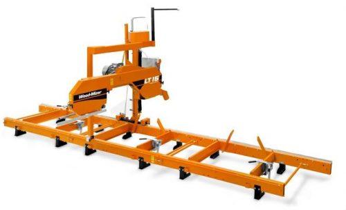 Станок ленточнопильный «Wood-Mizer» LT15