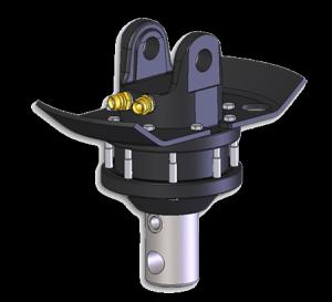 Фланец ротатора CR400, FR 10 В173