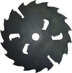 Пила дисковая Faba тв/сплав. 550*5.0/3.6*50 з18+6