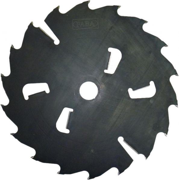 Пила дисковая Faba тв/сплав. 400*4.0/2.7*50 з24+6