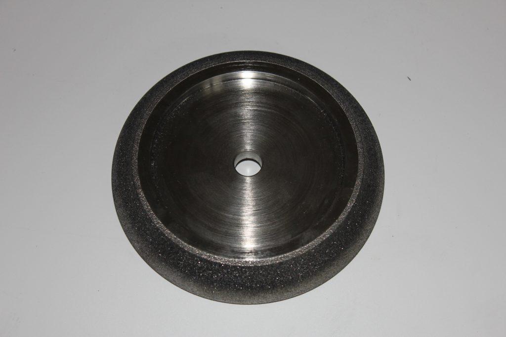 Эльборовый круг на гальванической  связке  WM127х1