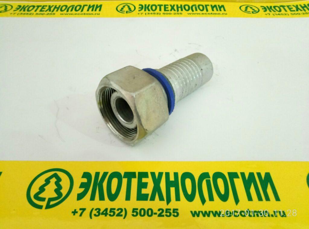 Фитинг 06DK(Г)М16х1.5/0/IM