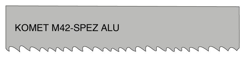 Полотно Wood Mizer М42 34*1.1*2/3 биметалл по металлу