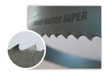 Полотно Sword Master Super 19*0.9*6/10 биметалл по металлу