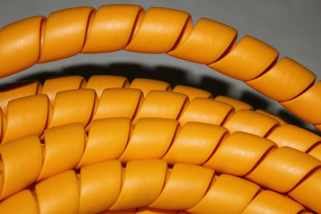 Спираль защитная пластиковая 13-18 мм