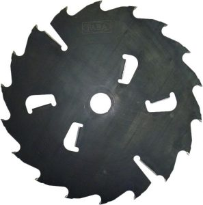 Пила дисковая Faba 550*50*5.0/3.6(Z=18+6)