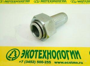 Фитинг 38DKOL(Г)М52х2/0/IM