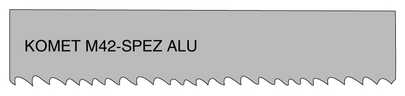 Полотно М42 PSI 27*0.9*3/4 биметалл по металлу