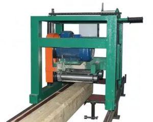 Станок для изготовления лафета СИЛ 750м